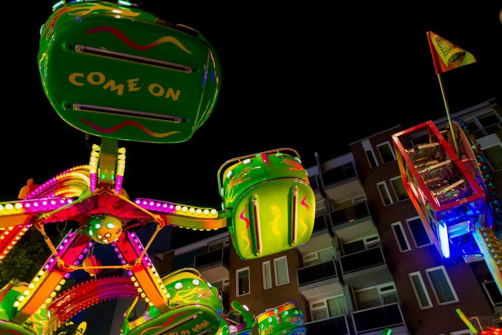 Tilburg Fun Fair 2016